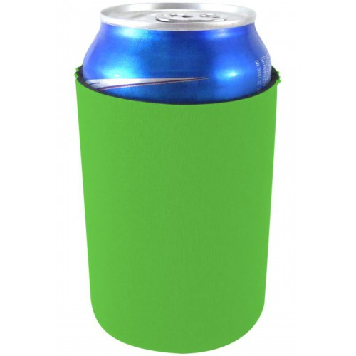 Neoprene Collapsible Can Coolie (1 Color Print)