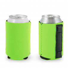 Neoprene Magnetic Can Coolie (1 Color Print)