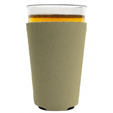 Neoprene Pint Glass Coolie (Multi-Color Print)