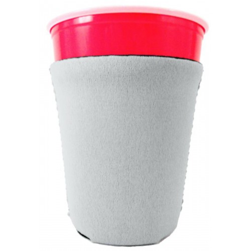 Neoprene Party Cup Coolie (Multi-Color Print)