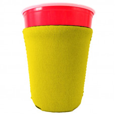 Neoprene Collapsible Party Cup Coolie (Small Order)