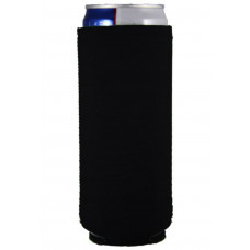 Neoprene Slim 12oz Can Coolie (Multi-Color Print)