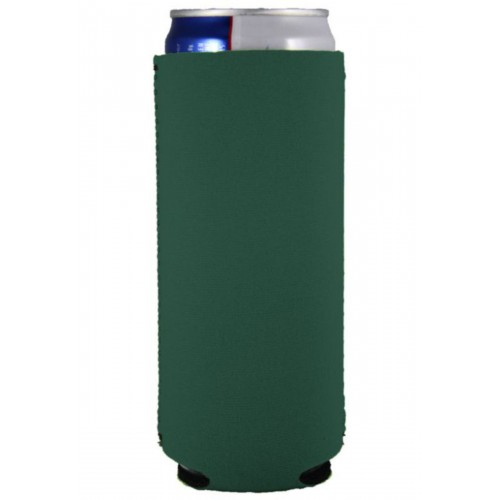 Neoprene Slim 12 oz Can Coolie (1 Color Print)