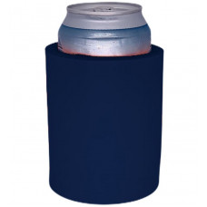 """Old School"" Thick Foam Can Coolie (1 Color Print)"